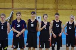 Открытое Первенство по баскетболу,  посвященного 20-летию образования «Дворца спорта «Норд»_8