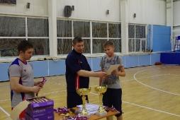 Открытое Первенство по баскетболу,  посвященного 20-летию образования «Дворца спорта «Норд»_9