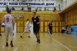 Кубок НАО по баскетболу среди мужских команд. 2015_10