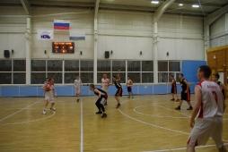 Кубок НАО по баскетболу среди мужских команд. 2015_11