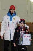 Первенство  по лыжным гонкам «Рождественская гонка» в честь 20-ти летия образования «Дворца спорта «НОРД»._6