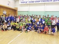 Первенство НАО по мини-футболу среди юношей. 2017_1