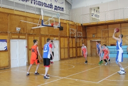 Чемпионата НАО по баскетболу среди мужских команд. 2017_1