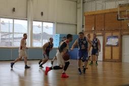 Чемпионата НАО по баскетболу среди мужских команд. 2017_2
