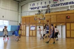 Чемпионата НАО по баскетболу среди мужских команд. 2017_3