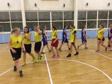 Открытое Первенство «Дворец спорта «Норд» по баскетболу среди девушек. 2017_3