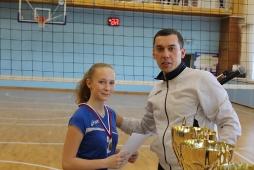 Региональный этап по волейболу среди команд общеобразовательных организаций, в рамках общероссийского проекта