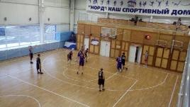 Чемпионат Ненецкого автономного округа по баскетболу среди мужских команд. 2018_3
