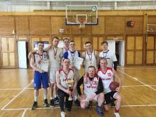Чемпионат Ненецкого автономного округа по баскетболу среди мужских команд. 2018_7