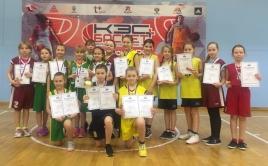 Открытое Первенство  Дворца спорта «Норд» по баскетболу среди девушек_14