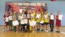 Открытое Первенство  Дворца спорта «Норд» по баскетболу среди девушек_15