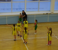 Открытое Первенство  Дворца спорта «Норд» по баскетболу среди девушек_20