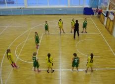 Открытое Первенство  Дворца спорта «Норд» по баскетболу среди девушек_22
