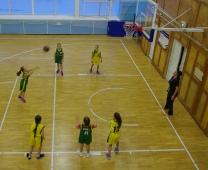 Открытое Первенство  Дворца спорта «Норд» по баскетболу среди девушек_24