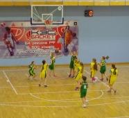 Открытое Первенство  Дворца спорта «Норд» по баскетболу среди девушек_25