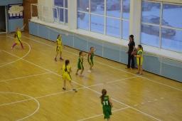 Открытое Первенство  Дворца спорта «Норд» по баскетболу среди девушек_29