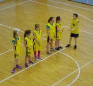 Открытое Первенство  Дворца спорта «Норд» по баскетболу среди девушек_34