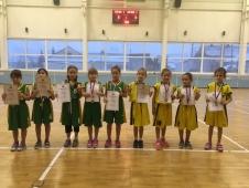 Открытое Первенство  Дворца спорта «Норд» по баскетболу среди девушек_6