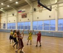 Открытое Первенство  Дворца спорта «Норд» по баскетболу среди девушек_7
