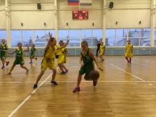 Открытое Первенство  Дворца спорта «Норд» по баскетболу среди девушек_9