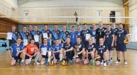 Чемпионат Ненецкого автономного округа по волейболу среди мужских команд. 2018_1