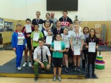 Первенство по тяжёлой атлетике на призы Федерации НАО_9