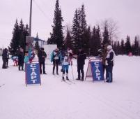 Окружные соревнования по лыжным гонкам_2