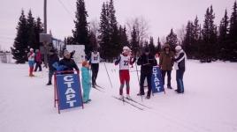 Окружные соревнования по лыжным гонкам_4
