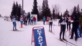 Окружные соревнования по лыжным гонкам_6