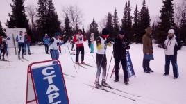 Окружные соревнования по лыжным гонкам_7
