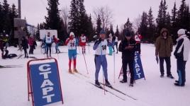 Окружные соревнования по лыжным гонкам_8