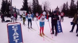 Окружные соревнования по лыжным гонкам_9