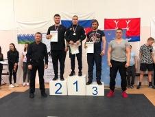 Чемпионат Ненецкого автономного округа по классическому пауэрлифтингу_2