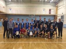 Кубок Ненецкого автономного округа по волейболу среди мужских команд_1